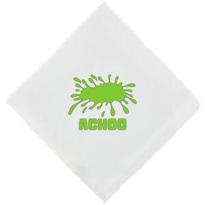 'ACHOO' Mens Novelty Handkerchief Funny Hankie Fun Gifts for Men