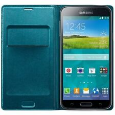 Metallic Synthetic Leather Cases and Covers for Samsung Mobile Phones
