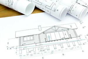 A1 A0 A2 Plan Printing CAD Building Plans