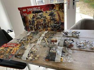 Incomplete lego Set Unused Spares  - Please Read Description 70655