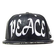 Eunoian Peace Snake Strapback Hat Just Don Yeezy Stussy 10 Deep Bape Undefeated