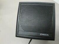 EF Johnson 250-0151-005 Accessory External 2-Way & CB Radio Speaker