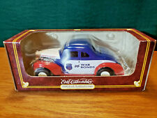 ERTL 1940 FORD Coupe Die-Cast Coin Bank 1/25 scale War Bonds Collectible Model