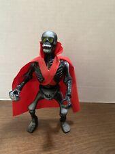 Vintage Remco Pirates Of The Galaxseas RIBS w/ Cape Skeleton Figure MOTU KO 1983