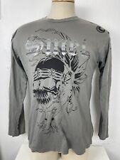 Smet Long Sleeve T Shirt , Men's, Born on the Street, Large