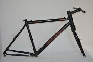 VINTAGE CANNONDALE F1000 mtb frame and fork  MADE IN USA !!!