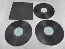 The Beatles Black Album 3 LP Set Vinyl NM Bootleg TWK 0169 A IYHO-10