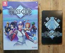 CROSS CODE -  nintendo switch limited special edition rare run super games