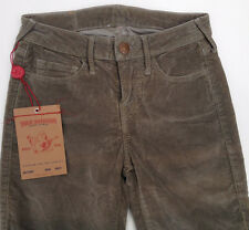 NEW - RRP $329 - Womens True Religion Brand Stretch 'JOHNNY HIGHRISE' Pants