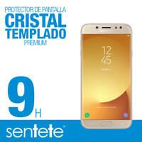 Sentete® Samsung Galaxy J3 (2017) Protector de Pantalla Cristal Templado PREMIUM