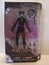 DC Comics Batman Arkham Knight Catwoman Action Figure