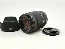 Sigma Zoom 28-300mm 1:3.5-6.3 DG Marco Japan Made Camera Lens (Great Condition)