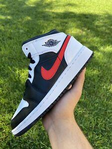 Air Jordan 1 Mid GS Size 5Y 554725075