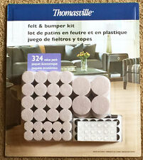 Thomasville Felt & Bumper Kit Protection for Floors/Furniture/Home Furnishings
