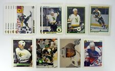 MIKE MODANO LOT OF 14 Upper Deck, Premier, Pro Set Hockey Cards '90-'94