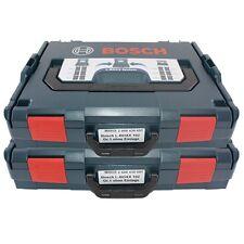 * 2 Stück * Bosch Maschinenkoffer L-Boxx Gr. 1 Sortimo 102 2608438691 Lbox Größe