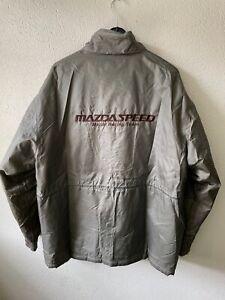 Mazdaspeed Jacket Rare 90s Rx7 FC3S FD3S Rx8 Apparel Re Amemiya JDM windbreaker
