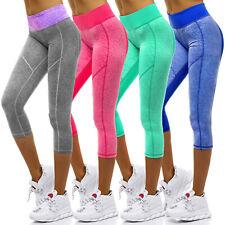 Damen Fitness Zweiteiler Sport Leggings /& Top Jogging Gymnastik Gr.38//40 40//42