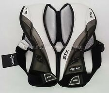 NEW STX SCSPL-S Cell 2 Sz: Small Black/White Lacrosse Shoulder Pad Liner