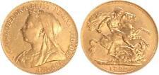 1 Souvereign Gold 1899 Großbritannien Victoria  sehr schön-vorzüglich