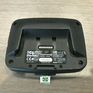 TomTom Rider 2013 back cover with charging port 4GD00 4GD0.001.00