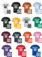 CUSTOM CLASSIC T-Shirt JERSEY Personalized Name Number Football Softball S-5XL