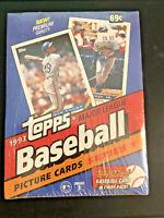 1993 Topps Baseball Series 1 Factory Sealed Wax Box 36 Packs New Unopened