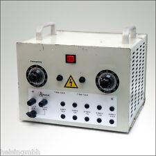 Ruhstrat RTI /Agg, Regel-Trenntrafo, Variable Transformer, geprüft, tested