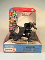 Schleich Batman Crouching Action Figure Justice League DC Comics NEW