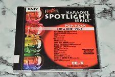 Sound Choice Karaoke Spotlight Series - Pop / Rock 3 Of A Kind - Volume 5 (Cd+G)