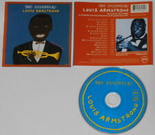 Louis Armstrong - The Essential Louis Armstrong   U.S. cd  hard-to-find