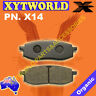 Front Brake Pads for Yamaha YZ490 YZ 490 S/T 1986-1987