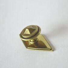 Möbelknopf Möbelgriffe Antik alt Messing Bronz Knopf Küche Griff Möbelgriff