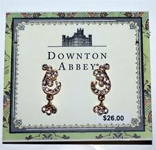 DOWNTON ABBEY TV Show Licensed Victorian DROP EARRINGS Fashion JEWELRY 606 New