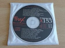 HIT TRAX (RED HOT CHILI PEPPERS, CHRIS ISAAK, IMMORTALS) - CD PROMO COMPILATION