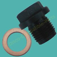 Landrover Discovery 2, TD5 Sump Plug + Washer TRL100040 + CDU1001L