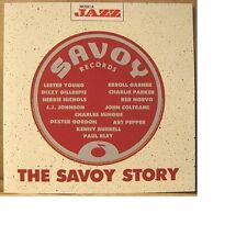 Savoy Story vol. 1 sampler de Savoy Records-CD