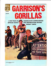 Garrison's Gorillas  No.1     : 1968 :     : Photo Cover! :