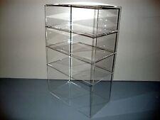 305displays Acrylic Countertop 12 X 7 X 19 Display Case Showcase Box Cabinet