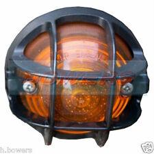Land Rover Defender Delantero y Trasero Lámpara de luz LED de rejilla de protección de piedra RDX WIPAC