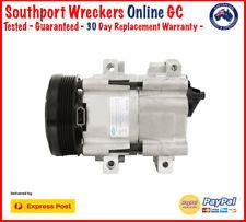Genuine Ford AU Falcon Air Conditioning Compressor Pump Unit - 6 Cylinder & V8