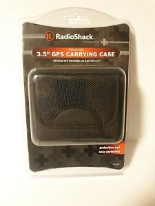 """Radio Shack Technology Plus 3.5"""" GPS Univeral Carrying Case- BRAND NEW"""