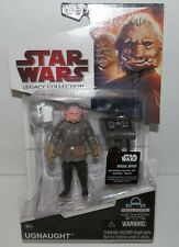 "Star Wars UGNAUGHT Figure 3.75"" Series BD28 Legacy Collection Bespin Cloud City"