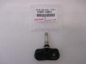 LEXUS OEM FACTORY TIRE PRESSURE SENSOR 2006-2013 IS250 IS350