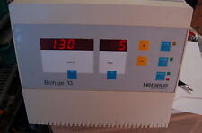 Heraeus micro centrifuge biofuge 13 13000 rpm lab 24 microcentrifuge lab digital
