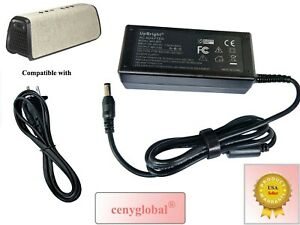 AC Adapter Charger for Fugoo Style XL Wireless Speaker DC Power Supply Cord PSU