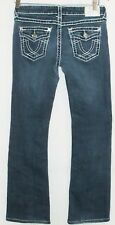 LA IDOL Stretch Boot Cut Jeans Size 7