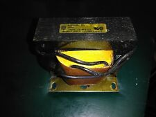 7III24 CHOKE COIL FROM TREADMILL: BASLER BE26439801 OR BE26439001, HARD TO READ