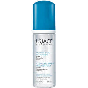 NEW Uriage Eau Thermale  Cleansing Make-Up Remover Foam 150ml