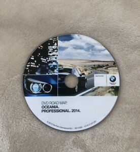 BMW Professional i-Drive Navigation CCC Update Latest and Last DVD